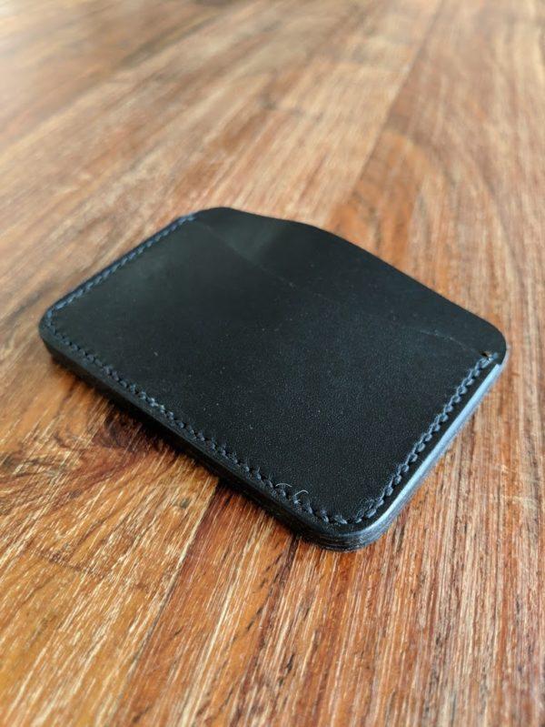 3 pocket card holder